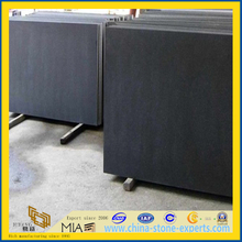Flamed G684 Black Basalt Tiles for Paving, Wall and Floor (YQT)