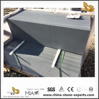 Honed grey granite tiles for paving projects Price