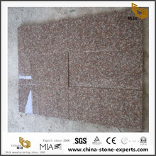 China low price G687 Peach Pink Granite for Slab, Tiles and Countertop