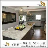 Hot Sale Colonial White Granite Slabs & Tiles for Countertop