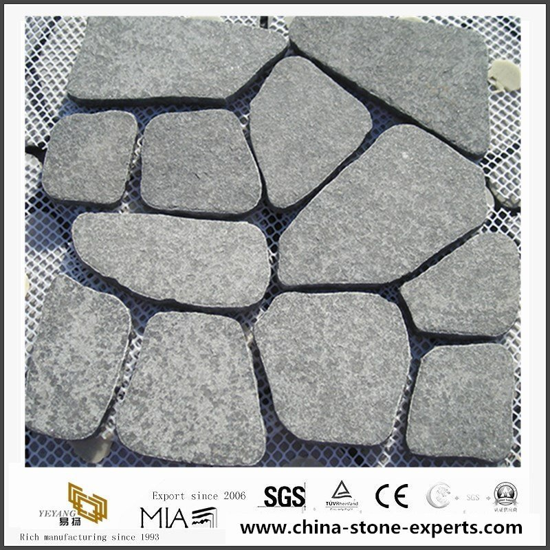 round-shape-grey-granite-paving-stone-for1