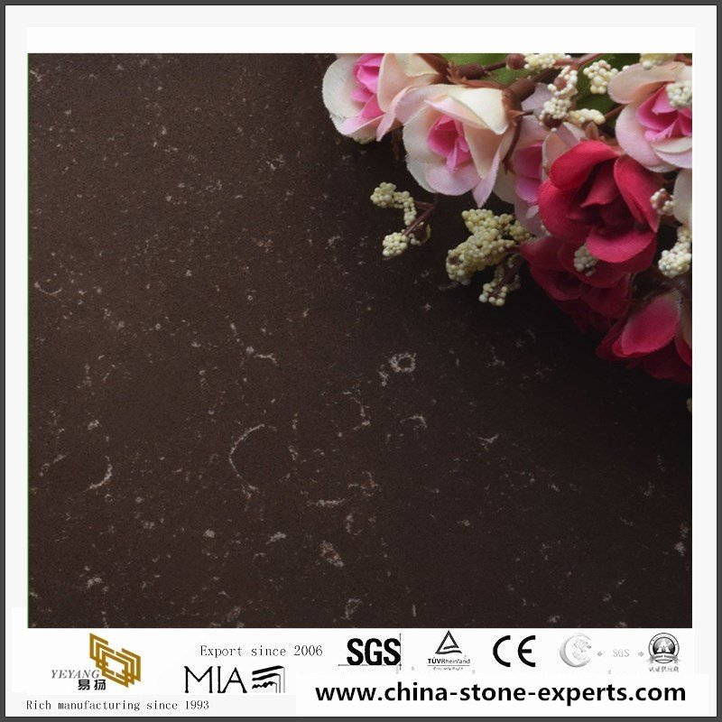 China-Factory-Price-Coffee-Quartz Stone for vanity-top-Floor-Tile-Wall-Tile3