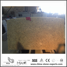 Beautiful Bianco Taupe Yellow Granite Countertops for Kitchen (YQW-GC0524013)