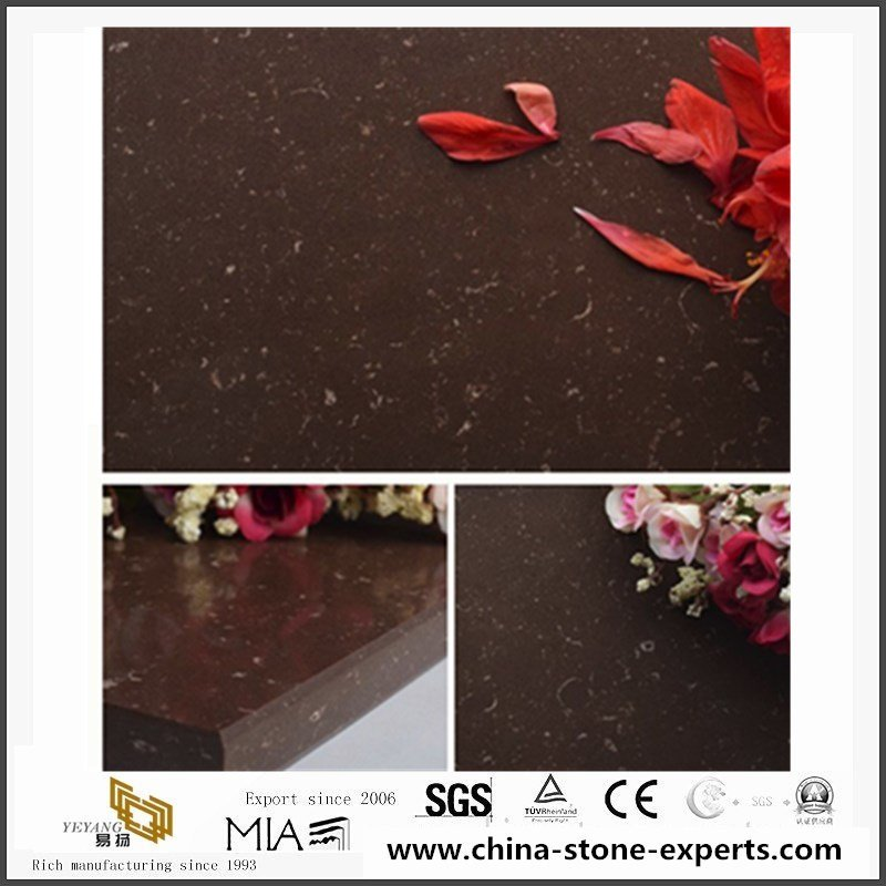 China-Factory-Price-Coffee-Quartz Stone for vanity-top-Floor-Tile-Wall-Tile5