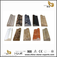 Quarter Round granite Molding Trim for project with cheap cost
