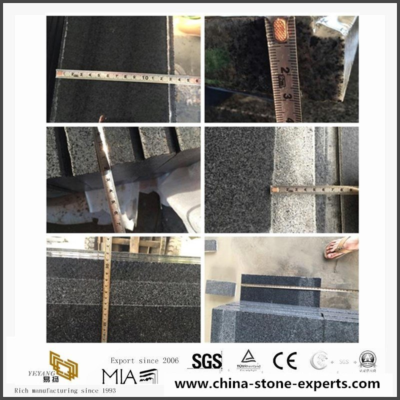 China Natural Stone G654 Granite Stair steps Outdoor Designs8