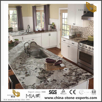 China Alaska White Granite Slabs for Kitchens and Vanity