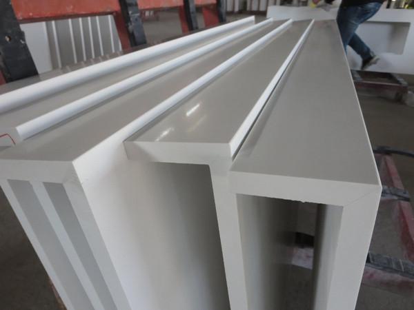 white quartz countertop 3