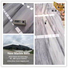 Durable High Polished Victoria Falls Marble for Bathroom Vanity tops (YQW-MS080205)