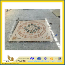Cheap Beige Marble Mosaic for Indoor Decoration