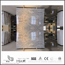 Grey Marble | Beautiful New Arrival Vermont Grey Marble for Kitchen Flooring Tiles(YQW-MS051302)