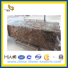 Dark Emperador Marble Countertops Table Tops(YQG-MC1008)