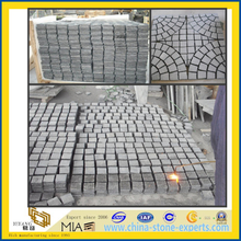 Granite Cobble / Cube Paving Stone for Landscape, Garden (YYL)
