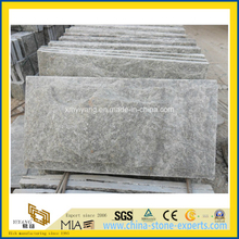 Green Quartize G682 Granite Mushroom Stone for Outside Wall Cladding