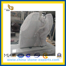 European Style Granite Monument, Headstone, Tombstone(YQG-CS1020)