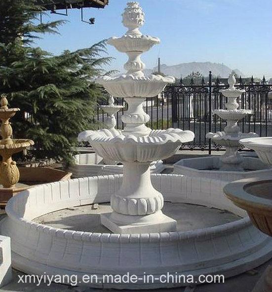 Granite Garden Stone Statue Fountain for Outdoor Decoration - Granite Garden Stone Statue Fountain For Outdoor Decoration From