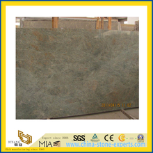 Polished Green Sea Wave Granite Countertop for Kitchen/Bathromm (YQC)