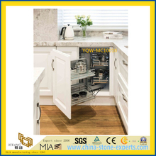 Hot Sale White Marble Stone Kitchen Countertops with Cheap Price