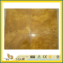 Emperador Gold Marble Tile for Flooring Decoration