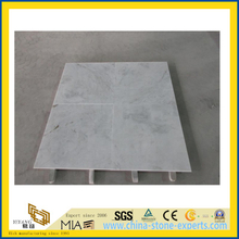 Castro White Marble Tile for Indoor Decoration
