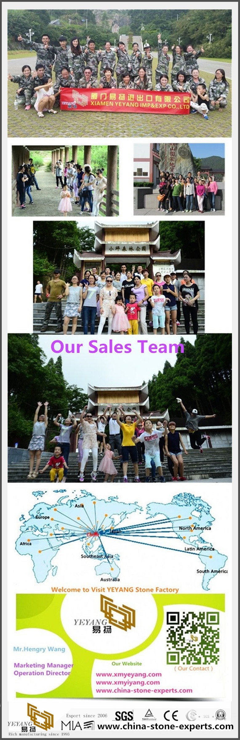03 Our Sales Team