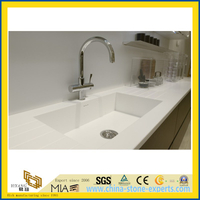 Pure Acrylic Solid Surface Corian for Kitchen, Bathroom Countertops