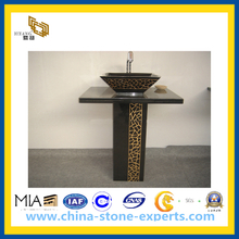 Granite/Marble/Onyx/Ceramic Sinks for Vanity Top & Countertop (YQG-CV1032)