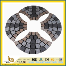Mixed Color Paving Tiles for Outdoor Decoration