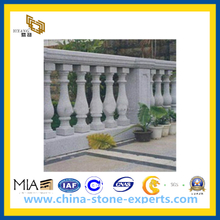 Natural Stone Granite Baluster with Railing Handrail(YQG-PV1067)